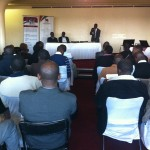 Transitional Justice Public Lecture held in Bulawayo, on 31 May 2012.